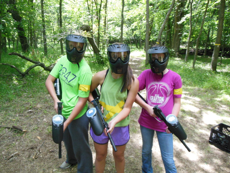 PaintballGirls